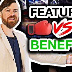 Benefits vs Features | The Crucial Key to Selling More Of Your Product and Services