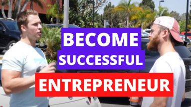 How To Become A Successful Online Entrepreneur   Tanner J Fox & John Crestani