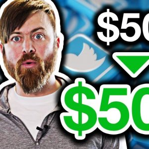 How To Make Money With Twitter Ads Step By Step Tutorial | Turn $50 Into $500
