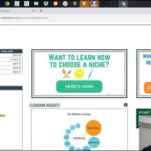 19 Year Old Student Makes $2901 on Clickbank in Only 2 Weeks