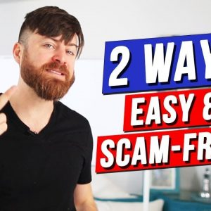 2 Legit Ways On How To Make Money Online Fast No Scams