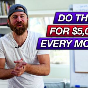 3 Easy Business Models To Make $5,000 Per Month From Home