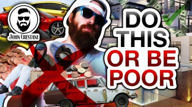 3 Things Rich People Do That Poor People Don't