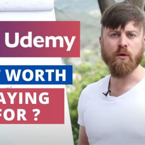 Are Udemy Courses Worth It in 2020 ?