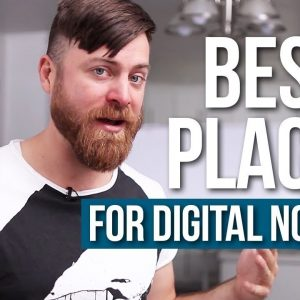 Best Destinations For Digital Nomads