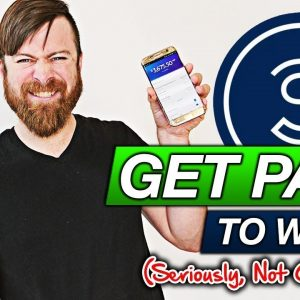 Can You Really Get Paid To Walk | SWEATCOIN App Review