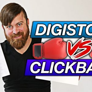 ClickBank Or Digistore - What's The Best Affiliate Network?