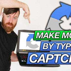 💰Make Money Online by Captcha Typing | Earn Money By Solving Captcha In 2020