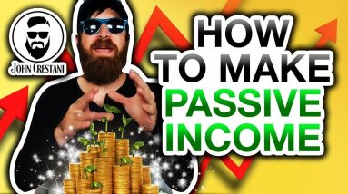 Easy Methods To Make Passive Income As A Beginner