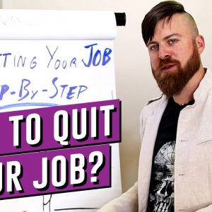 Escape-Plan  How To Quit Your Job