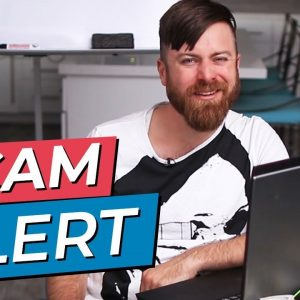 Facebook Work At Home Program SCAM ALERT