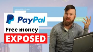 Free PayPal Money Scam Revealed