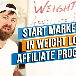 Healthy Commissions With These 5 Weight Loss Affiliate Programs