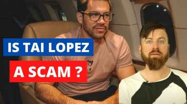 How Did Tai Lopez Get Rich  ? Is Tai Lopez scam ?