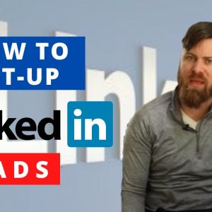 How To Advertise On LinkedIn LIVE DEMO + My 4 Step Process