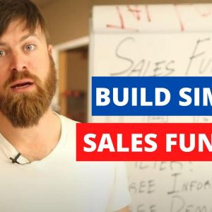 How To Create A Sales Funnel Website