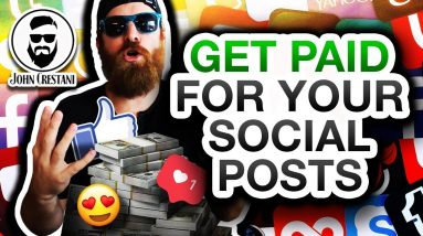 How To Get Paid For Your Social Media Posts