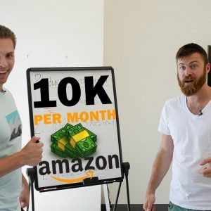 How to Make $10.000 Monthly From Amazon FBA