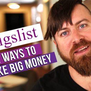 How To Make $100 A Day On Craigslist