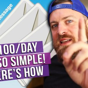 How To Make $100 A Day Sending Emails