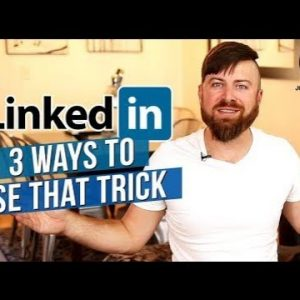 How To Make $100 Per Day from LINKEDIN® With this 1 Trick