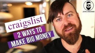 How To Make $100 Per Day On CRAIGSLIST Without Posting Ads