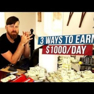 How To Make $1000 Per Day ( Passive Income 2020 )