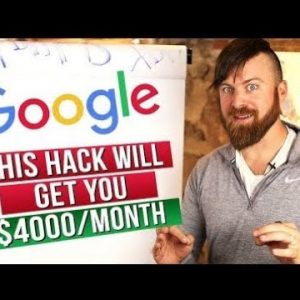 How To Make $4000 Plus Per Month From Google   UNDERGROUND METHOD
