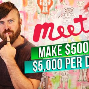 How To Make $500 Per Day With Meetup
