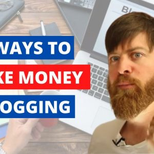 How To Make Money Blogging $20,000 Per Month