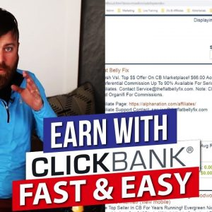 How to Make Money Using Clickbank Without a Website