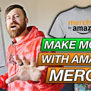How To Make Money With Merch By Amazon