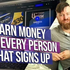 How To Make Money With Online Poker As An Affiliate
