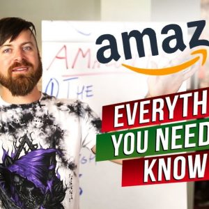 How To Sell On Amazon FBA For Beginners - 4 Steps To Start in 2020