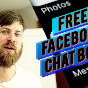 How To Setup A FREE Facebook Messenger Bot With MANYCHAT