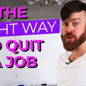 How To Tell My Boss I'm Quitting