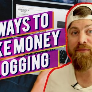How To Use Blogging To Make Money