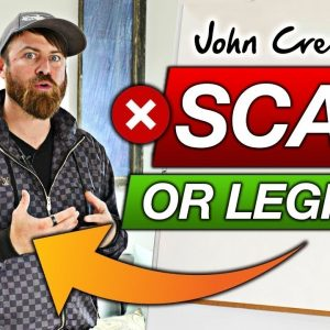 Is John Crestani A Scammer?