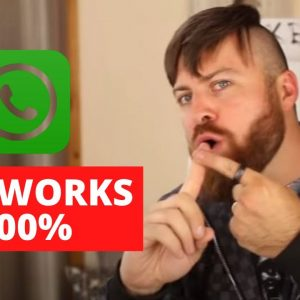 Make $100 Day From Whatsapp With This 1 Trick In 2021