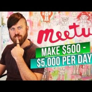 Make $500 Per Day Online NETWORKING With People Online