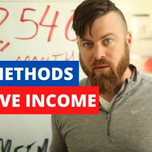Passive Income   How I Make $32,540 A Month
