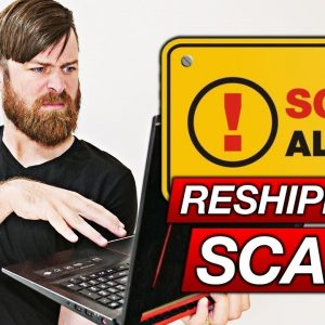 Reshipping Scam Exposed
