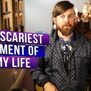 The Scariest Moment Of My Life – Advice On Losing Everything