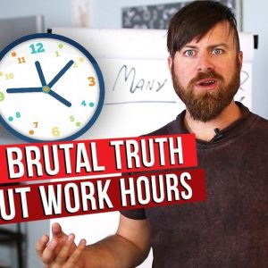 The Truth About Working Hard