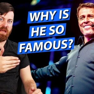 Why Is Tony Robbins SO Famous