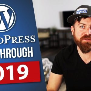 Wordpress Walkthrough For Beginners