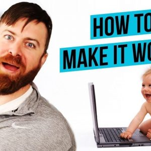Work From Home With a Baby or Toddler