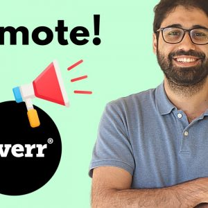 How To Get Your First Order on Fiverr? 5 Fiverr Gig Promotion Strategies for beginners