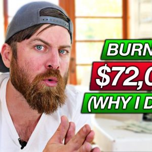 Why I Left My $72,000 Per Year Job (How To Quit Your Job And Work For Yourself)