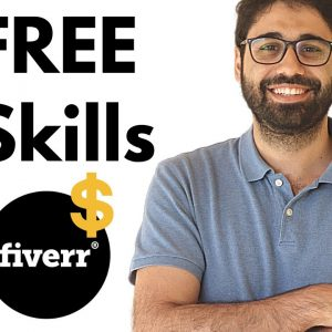 6 Fiverr Gigs That Require No Skill & 0 Dollars For Beginners | Make Money Online Fast Today!